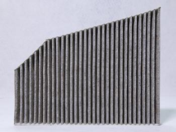 Activated Carbon Filter for Automotive HVAC System